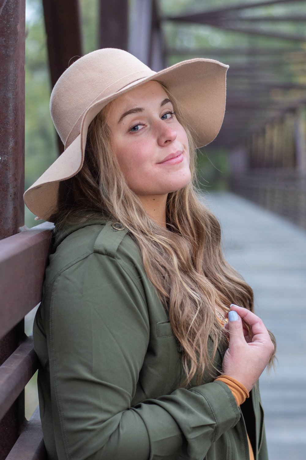 Fort Collins Fall Senior Photos