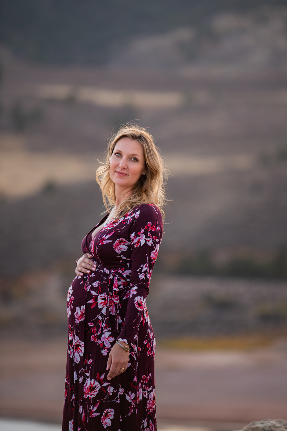 Kristen Rush Photography- Horsetooth Maternity Fort Collins CO