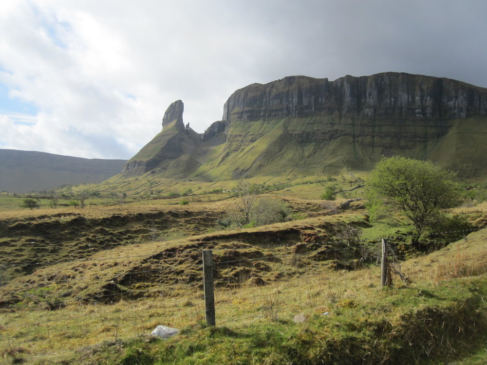 Eagles Rock, Tievebaun, Glenade, Co. Leitrim