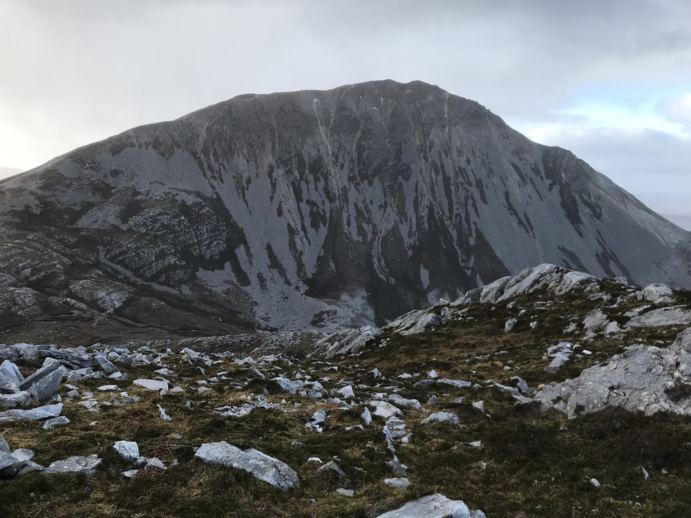 North face of Errigal