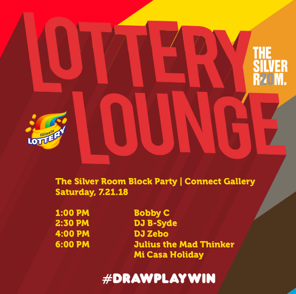 CONNECT GALLERY | LOTTERY LOUNGE