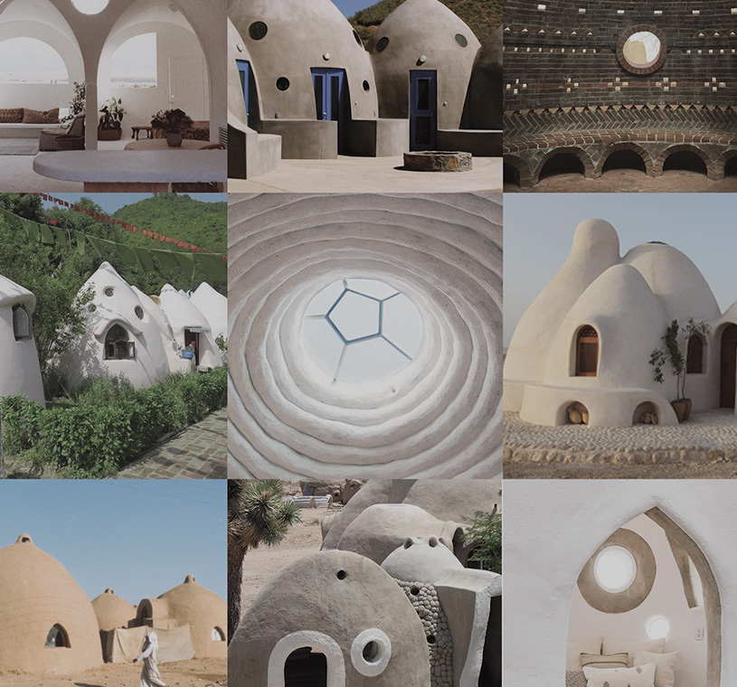 SUPPORT CALEARTH - You donation will help us continue promoting SuperAdobe through education, research and advocacy.