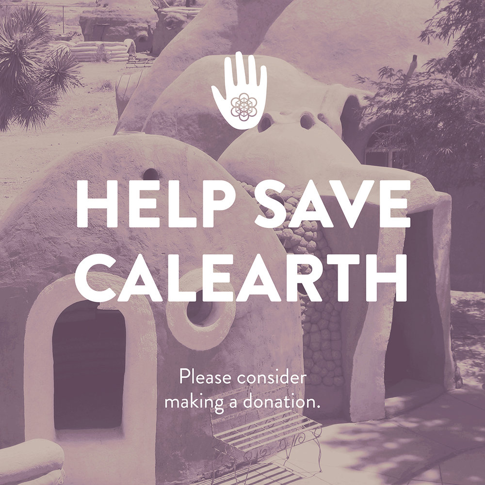 Help re-open the CalEarth campus. We need donations, and cannot complete this project without the help of our friends and supporters. Every single dollar counts.  calearth.org/donate   #calearth #savecalearth #superadobe