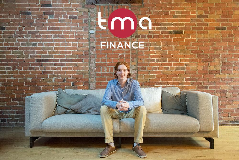Ryan Sedore  (VP Finance)