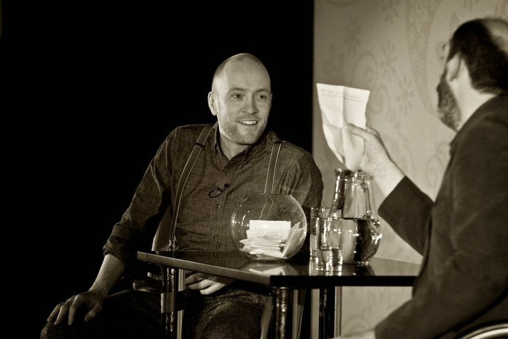 Derren Brown - The Session 2015 Guest of Honour.
