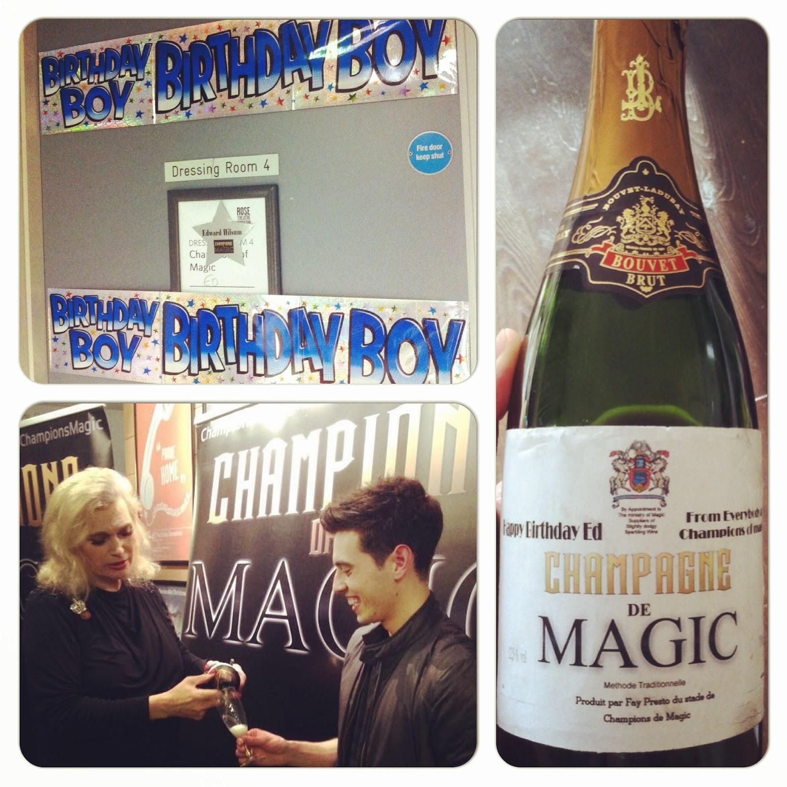 Birthday Magic!  sc 1 st  Edward Hilsum & Birthday Magic! \u2014 Edward Hilsum