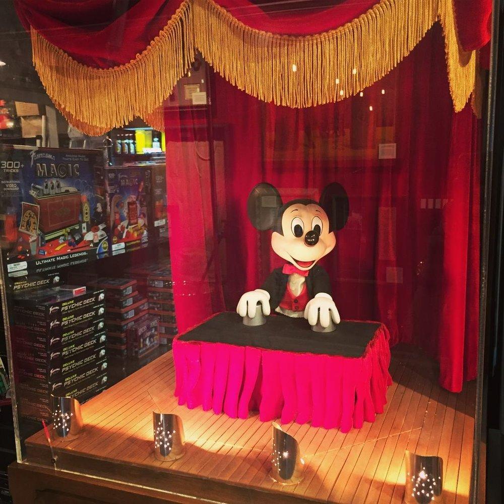 Mickey Mouse Automaton.JPG