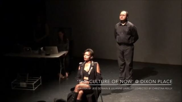 †† @thecultureofnow 💋†† ENCORE. We get to perform this inspiring piece of theatre again!  At the Acorn Theatre! 7pm!  Love working with everyone and so excited to do it again! Thank you to this amazing cast for being the great performers you are! Link in Bio for Tix 🤘🏾💋 . Director CHRISTINA REILLY @runningwithreilly  Writers JESS DOMAIN &  @jessdomain  JULIANNE LAVALLEE @autumns_heat . . Thanks for taking the video Jen🖤 @jenijen1 ____________________________________________ . . . . . . . . . . . . . . . . . . . . . . . . . . . . . . . . . . . . . . . . . . . . . . . . . . . . . . . . . . .  #freshface #model #badass #love #happy #skin #play  #newyork #afterparty #offbroadway #broadway #brunette #shorthair #photooftheday #nyc #lifestyle #nyctheatre #art #paris #pretty #sexy #summer #fashion #livelaughlove #theatre #nyc #actor #edgy #NYFW  #theater @broadwaycom @officialbroadwayworld @playbill