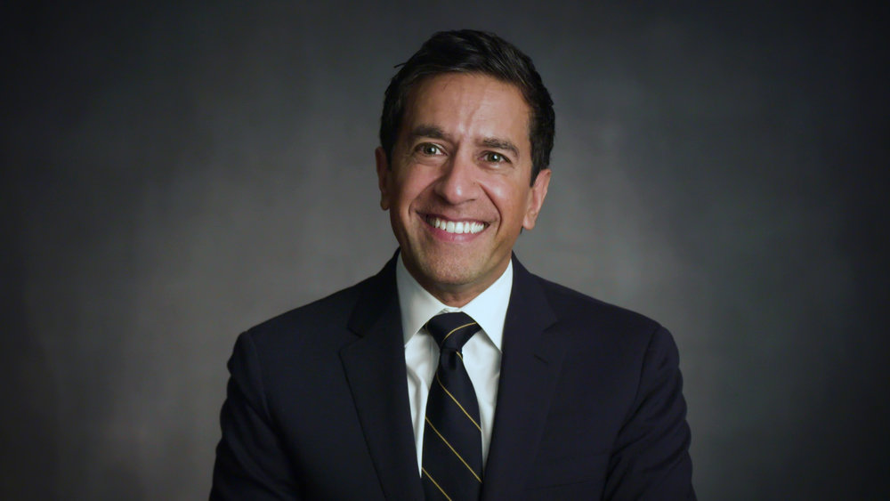 Dr. Sanjay Gupta    CNN Chief Medical Correspondent & Neurosurgeon