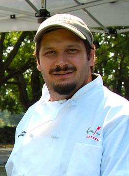 Chef Mark Garofalo