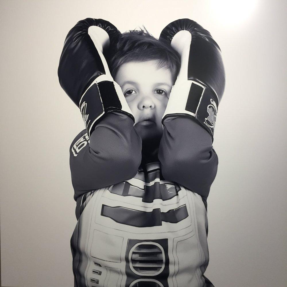 Sebastian Calado, age 6