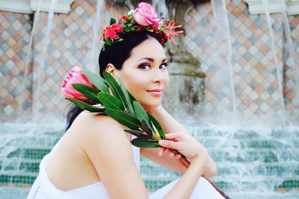 Radhaa Nilia Valentine's Day