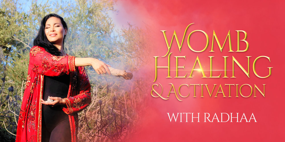 Womb Healing with Radhaa
