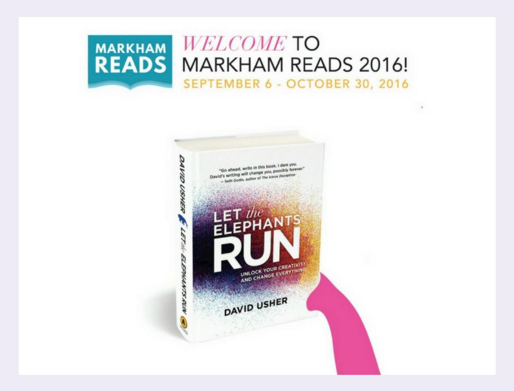 Markham Reads — On Wonder