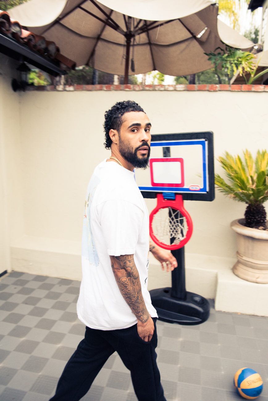 Jerry Lorenzo creator of Fear Of God Clothing truly defines a man with purpose...