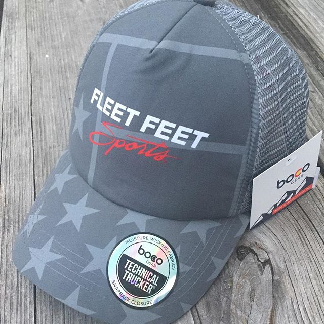 As announced last week, Fleet Feet Sports of Greater Houston is a new supporter of HATR. As HATR members, you can receive a discount at their various Houston area stores. To celebrate, @fleetfeethouston Sports has donated this @bocogear Technical Trucker hat to be given away to one lucky HATR Patch Member on March 1. Anyone registered by the end of February is eligible for the drawing. If you haven't already, sign up today using link in profile!