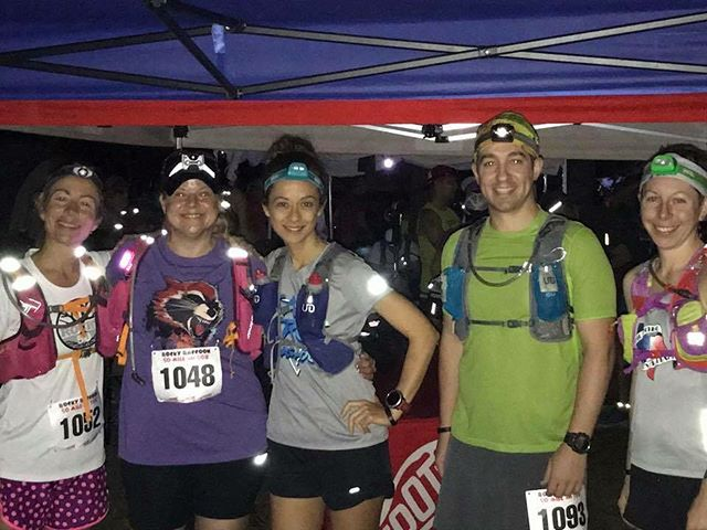 #HATR at #RR50 today. Humid conditions persisted but the team fought through!  Congratulation! #ultrarunning #ultrarunner #trailrunner #trailrun #rockyraccoon50