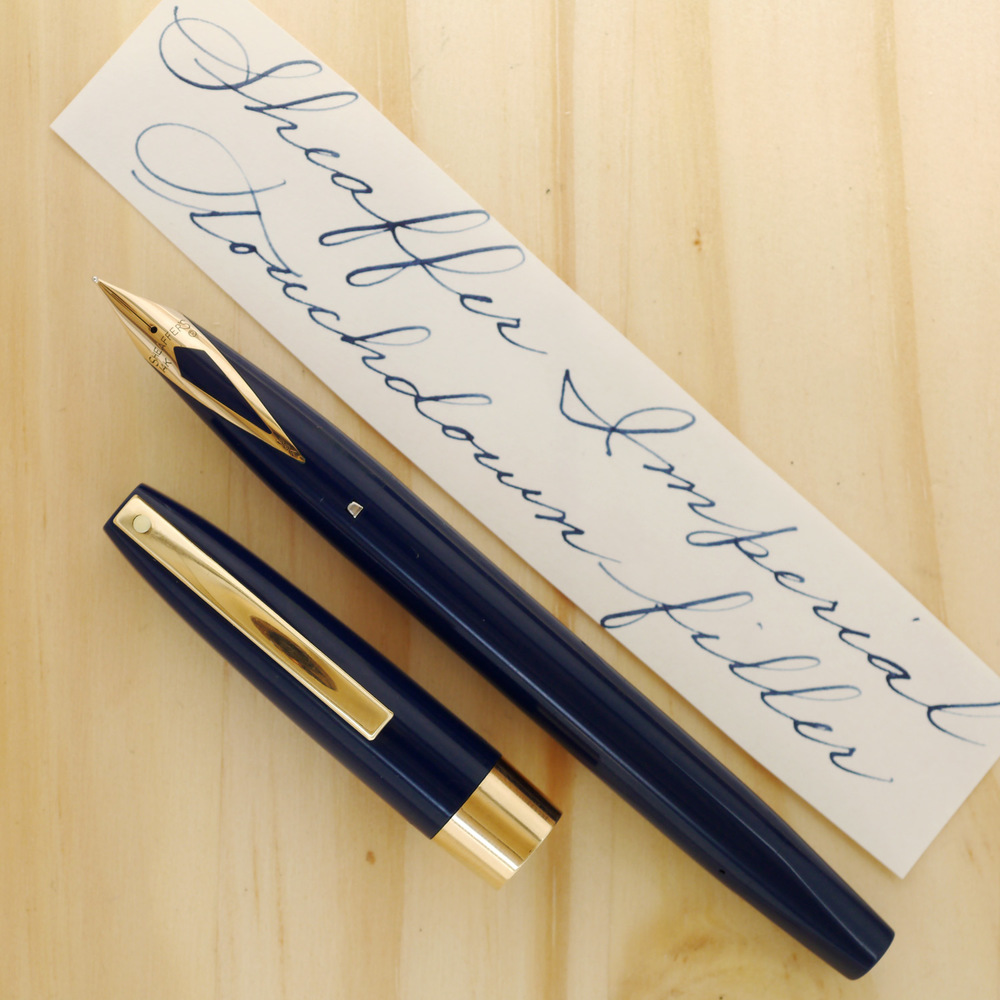Sheaffer Imperial IV Touchdown