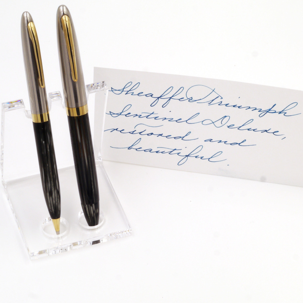 Sheaffer Triumph Sentinel Deluxe set