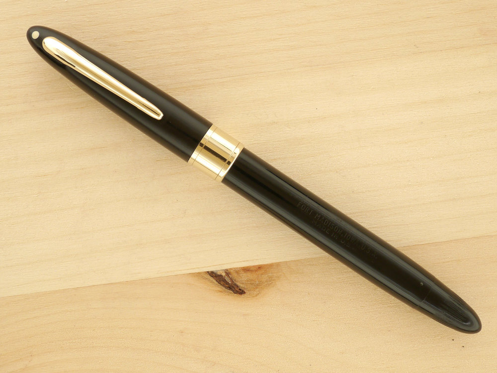 Sheaffer Touchdown Valiant, B, capped