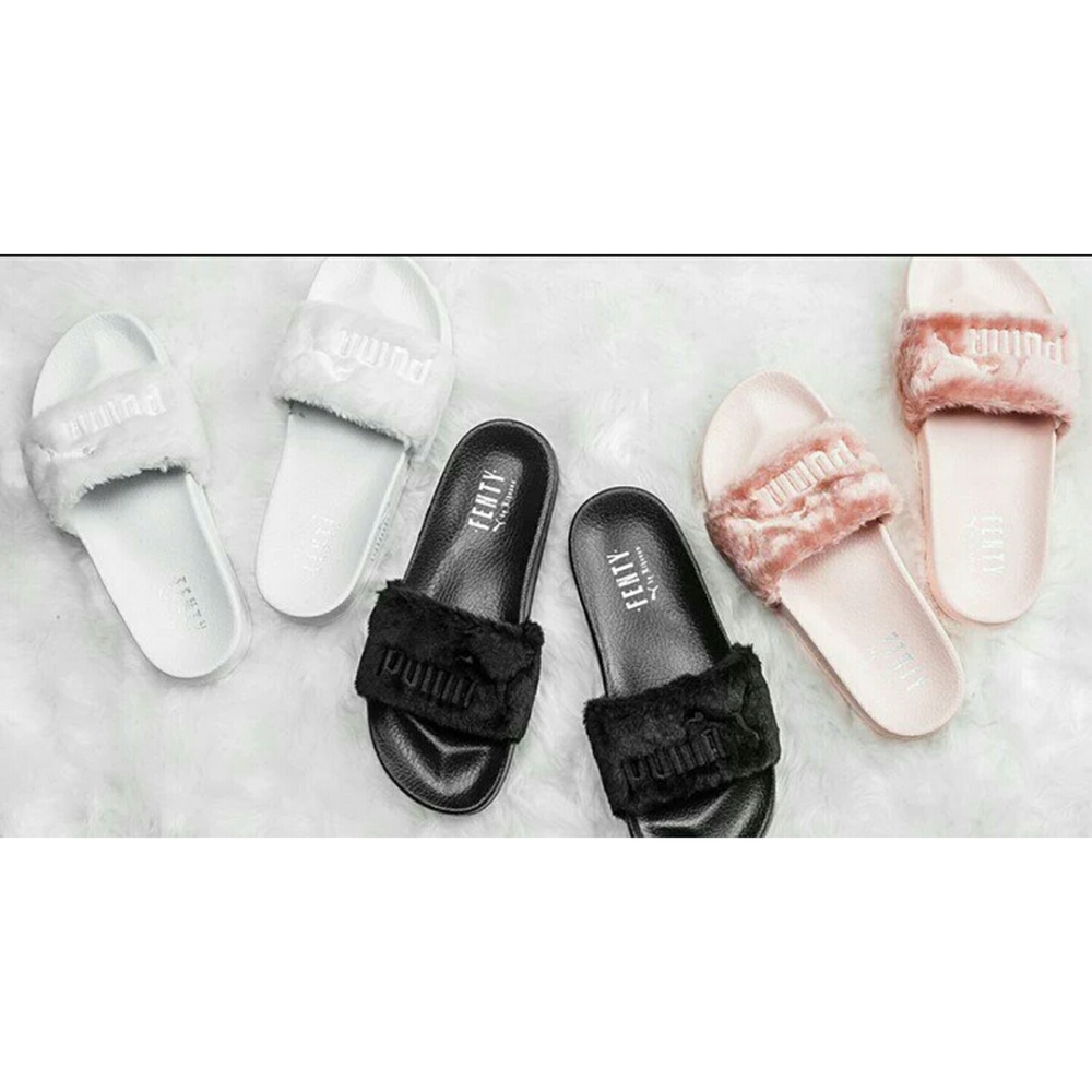 Fenty slides by Puma