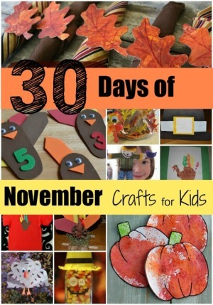 Fun free thanksgiving activities for kids local fun for November crafts for kindergarten