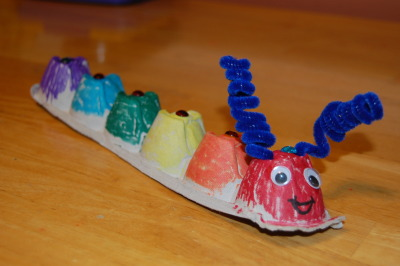 10 Recycled Egg Carton Crafts For Kids Local Fun For Kids
