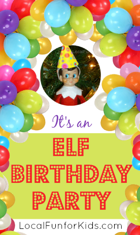 there is a new elf on the shelf birthday tradition that many elves havent heard about yet and it might be coming your way