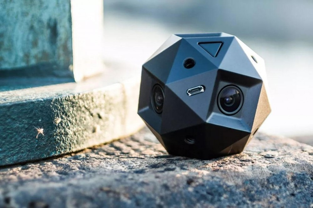 Sphericam 2 , the world's first 360° VRcamera capable of self  -  stitching and livestreaming 4K video in   real-time   will start shipping this summer. Full-scale production is scheduled to begin at a U.S.production facility this July following a successful Kickstarter campaign