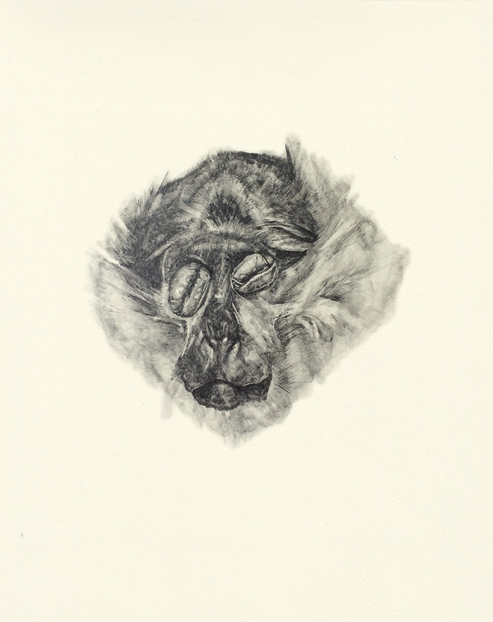 My Boyfriend is a Peacekeeper xxix  | graphite on paper | 9.5INx12IN    Excerpt from My Boyfriend is a Peacekeeper Book ii : I always wondered about the monotony of dismemberment. I think you can tell a lot about us by how we treat animals.