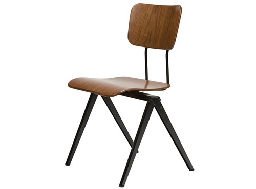 French Schoolhouse Dining ChairSeating   Navillus Woodworks. Schoolhouse Dining Chairs. Home Design Ideas