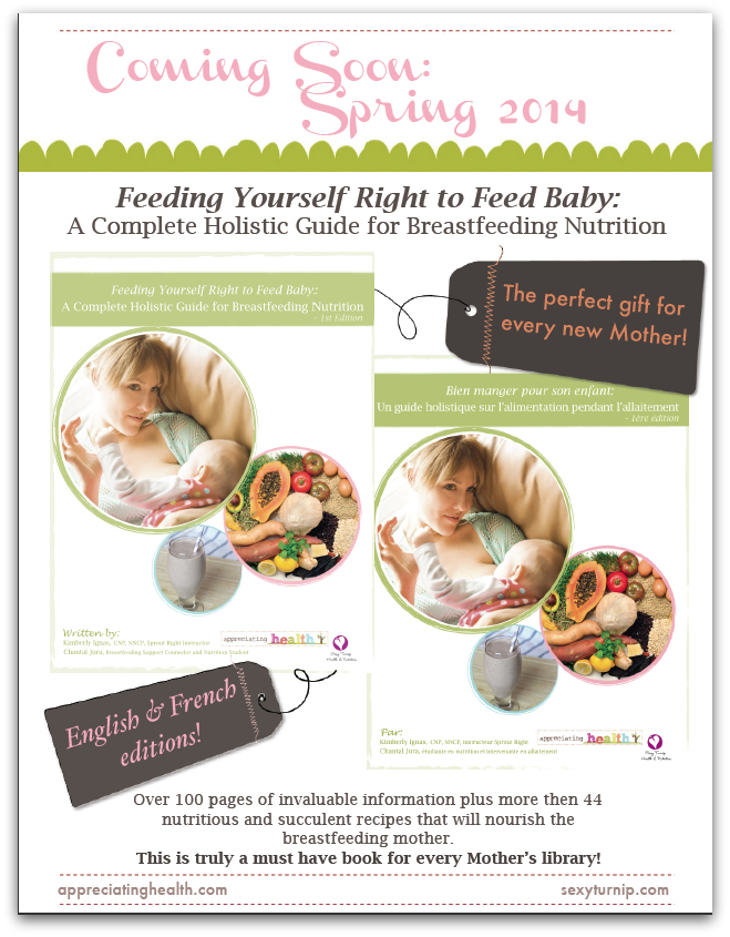 Feeding Yourself Right to Feed Baby- A Complete Holistic Guide for Breastfeeding Nutrition -E-bookat 2.21.22 PM