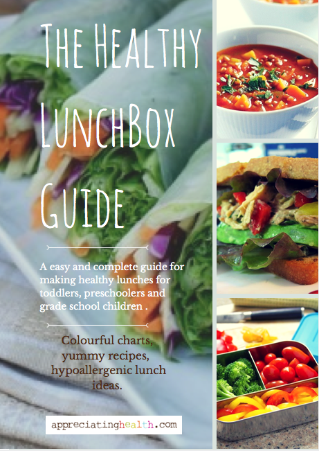 The Healthy Lunch box Guide