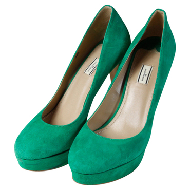 By Malene Birger Green pumps.jpg