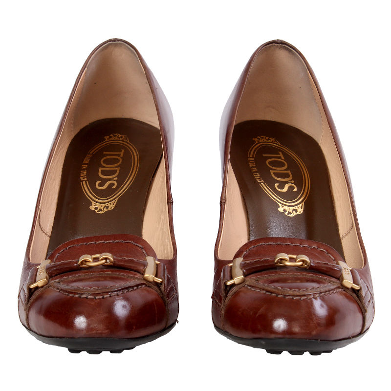 Tods Brown Pumps.jpg