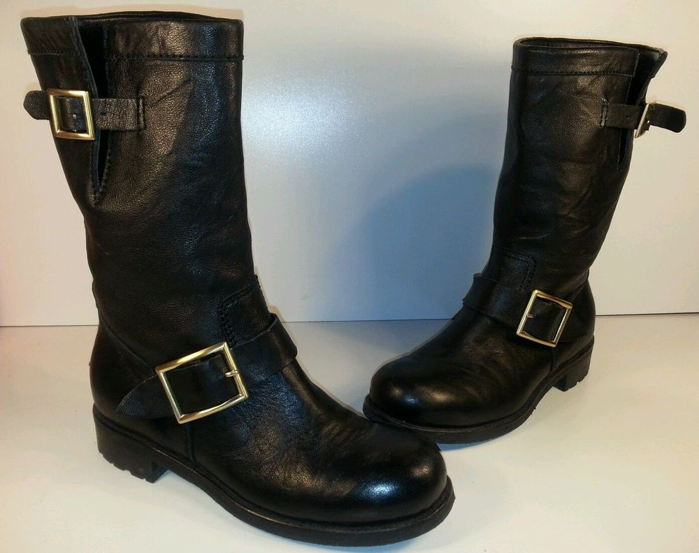 Jimmy Choo Boots.JPG