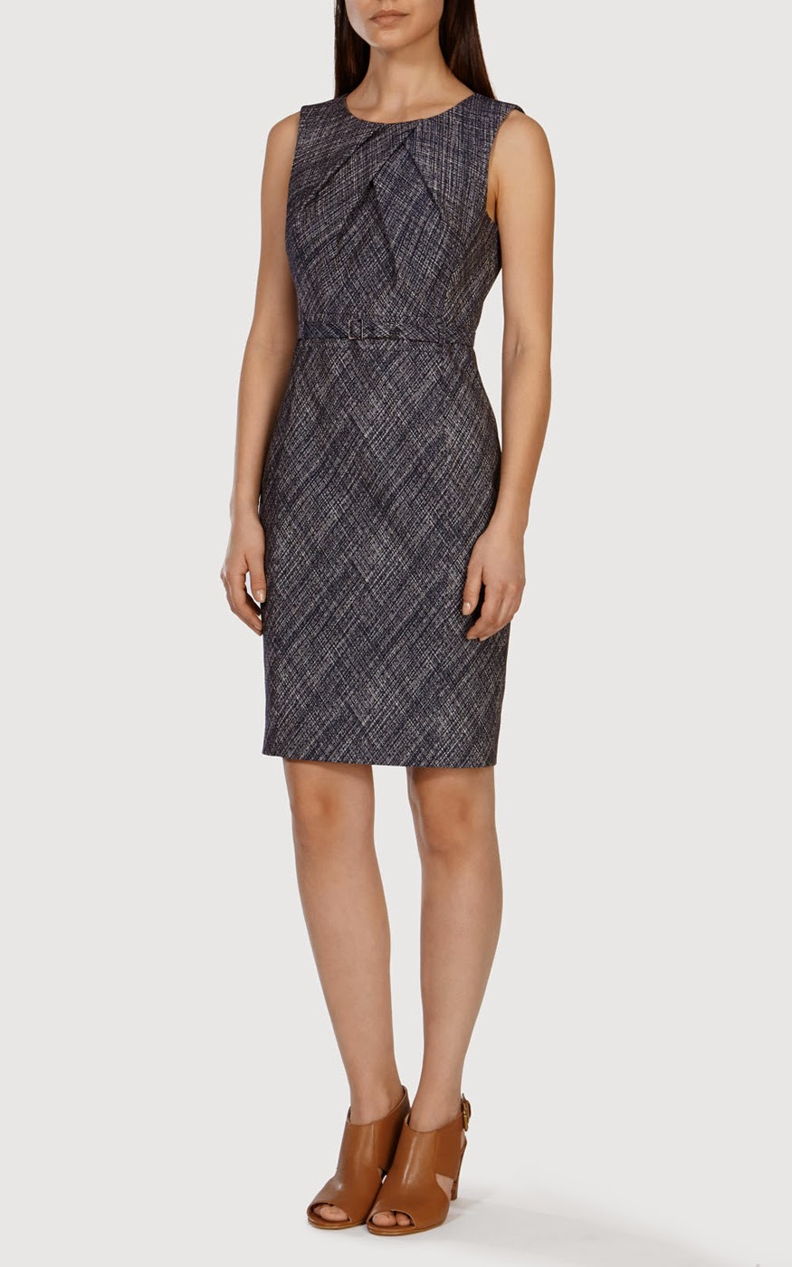 Karen Millen Cross Hatch Jacquard Pencil Dress.jpg