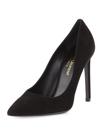 Saint Laurent Paris Suede Pumps.jpg