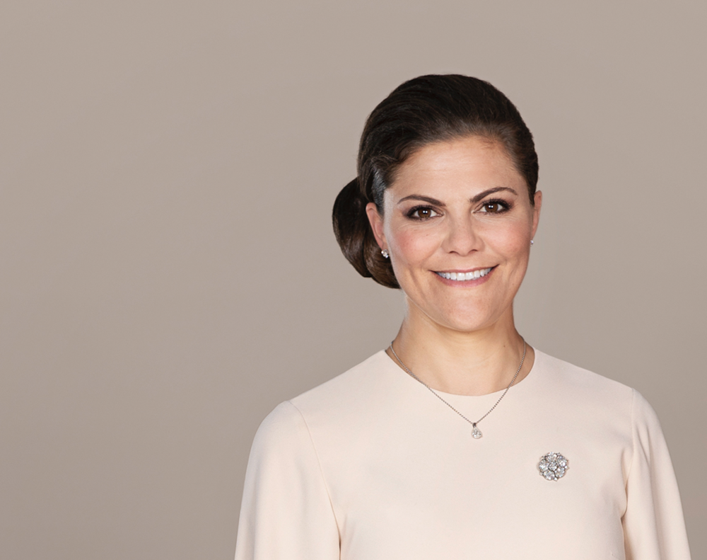 Crown Princess Victoria - Number of Pieces Debuted: 133Number of Pieces Identified: 108Number Remaining Unidentified: 57Percentage Identified from Scandinavian Designers: 84%