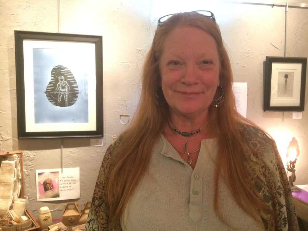 Shawn Patterson, Owner, Prairie Arts Collective
