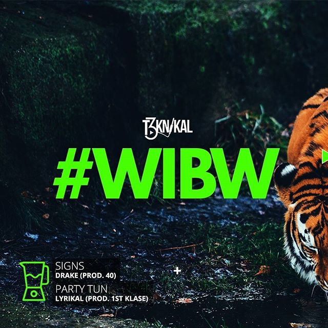 THIS WEEK'S #WIBW TRACKS ARE: DRAKE - SIGNS 🌸 X LYRIKAL - PARTY TUN 🍹(STAGG RIDDIM 3)  SHARE WITH ME YOUR COMMENTS AND WHAT MORE OF YOU'D LIKE TO SEE! 👊🔥 CREDITS: @champagnepapi @ovo40 @itslyrikalace @1stklase  #DANCEHALL #SOCA #OVO #GETT3KNiKAL