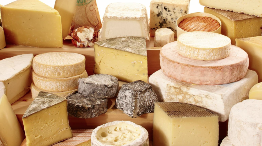 The A-to-Z Guide to Cheese - Plus Pungent Pairings  by Tia Keenan
