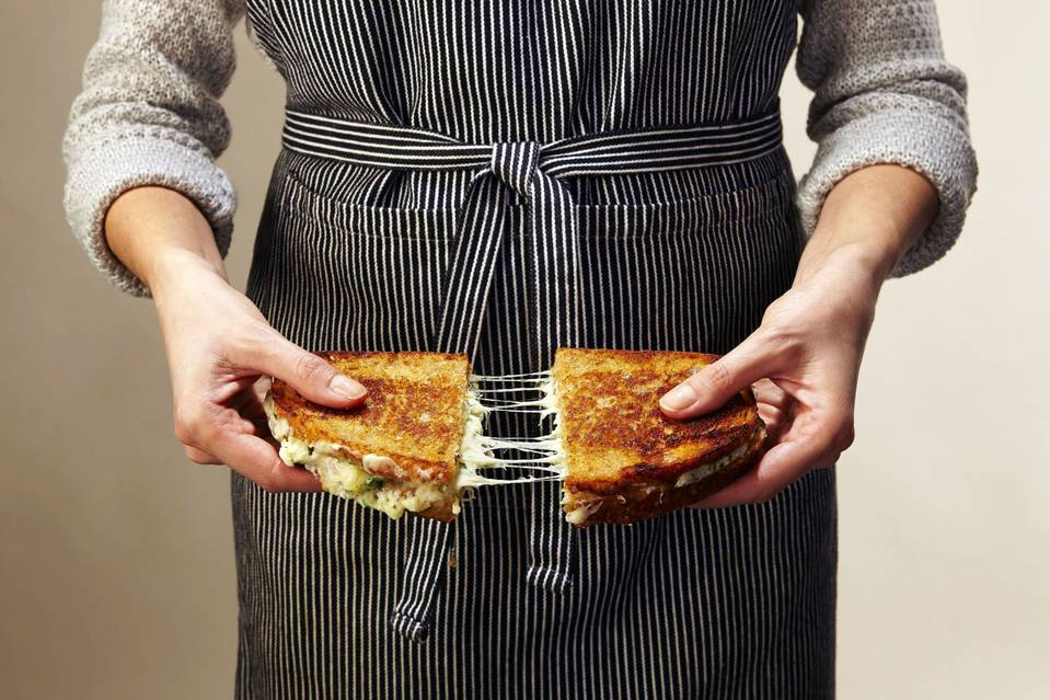 Cheese Wisely: The Greatest Grilled Cheese Sandwich - And The History Behind It  by Tia Keenan