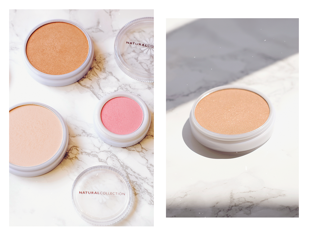 Natural Collection Summer Glow Blusher Bronzer Powder Tinted Moisturiser Boots