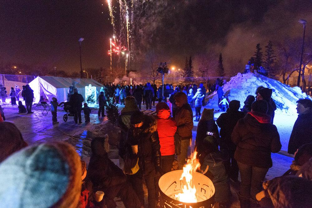 Deep Freeze: A Byzantine Winter Festival