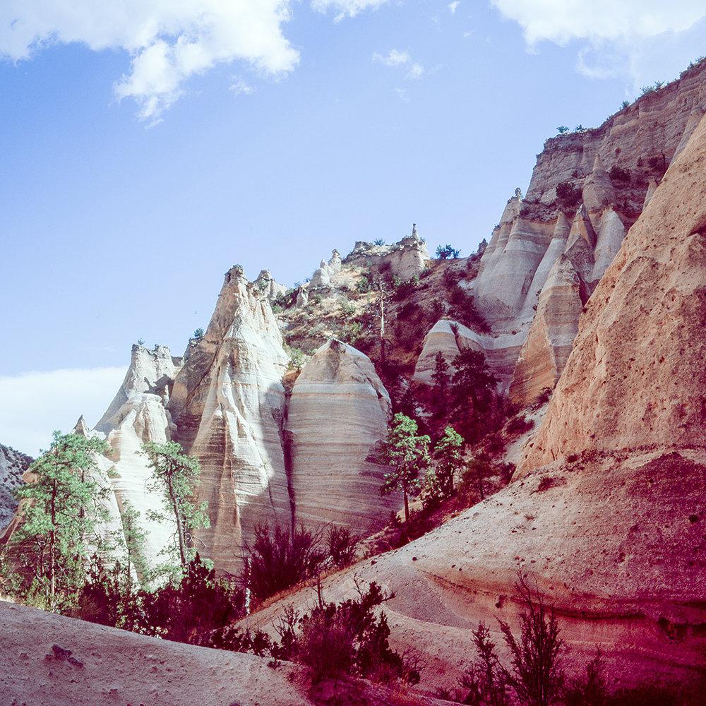 Kasha- Katuwe Tent Rocks National Monument - Travel Photography - Joseph Berg