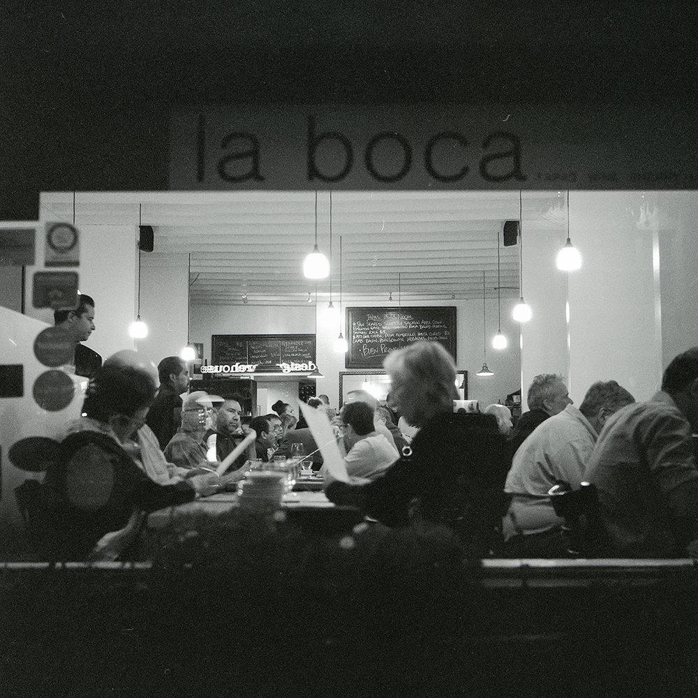 La Boca Santa Fe - Travel Photograpahy - Joseph Berg