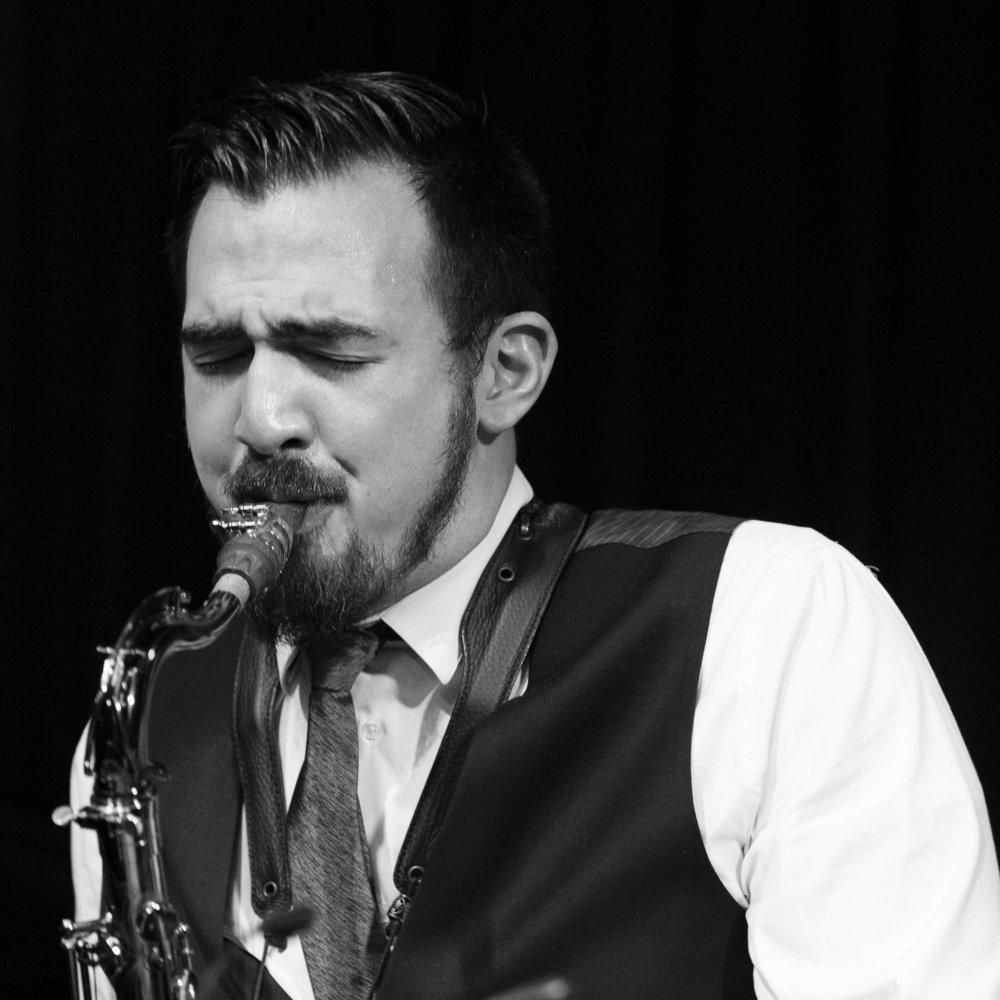 December 4, 2018 Paul-Eirik Melhus and Friends Play Jazz at The Nash Phoenix - Joseph Berg Jazz Photography