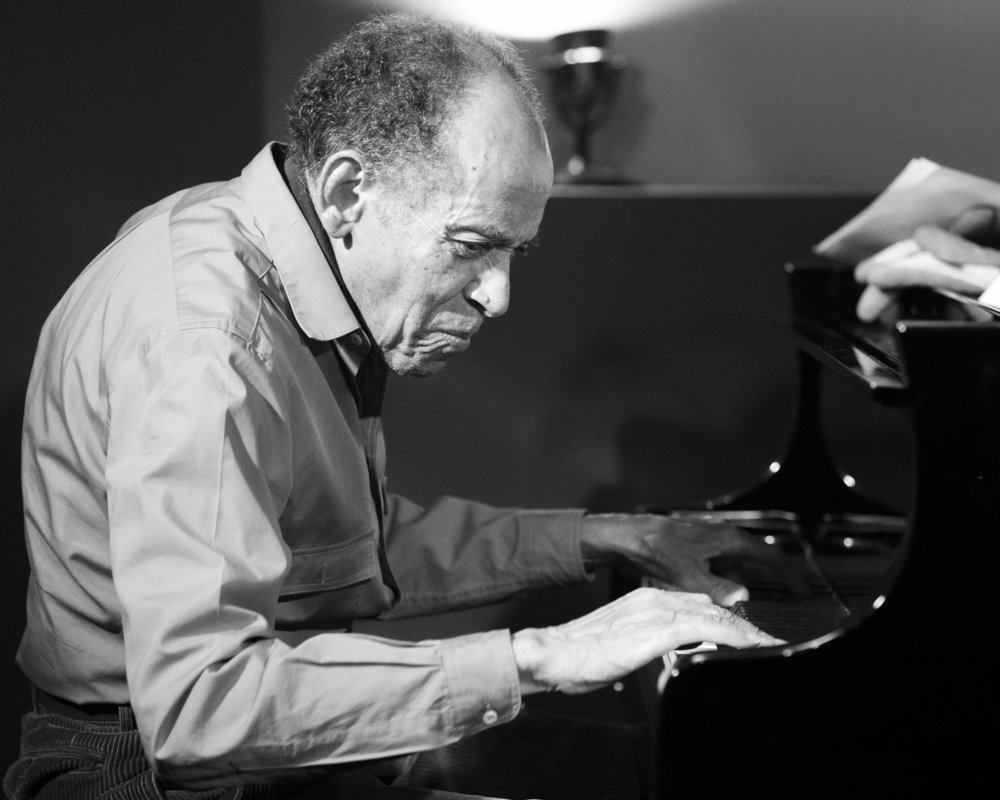 December 4, 2108 Charles Lewis on piano at The Nash Jazz Phoenix - Joseph Berg Jazz Photography