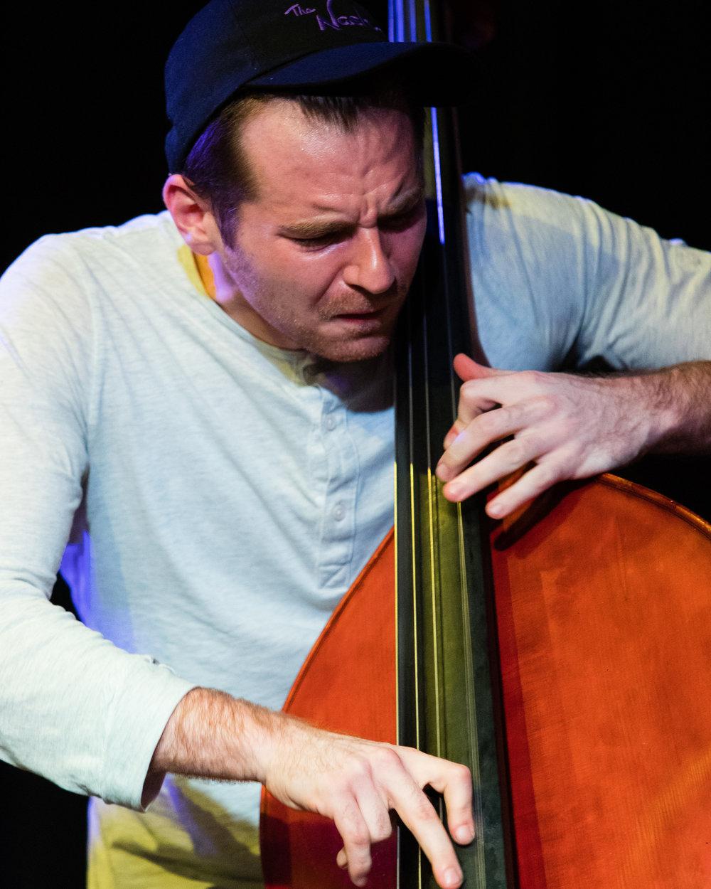 Alexander Claffy at The Nash Jazz Phoenix Sunday Jam Session - Joseph Berg Music Photography
